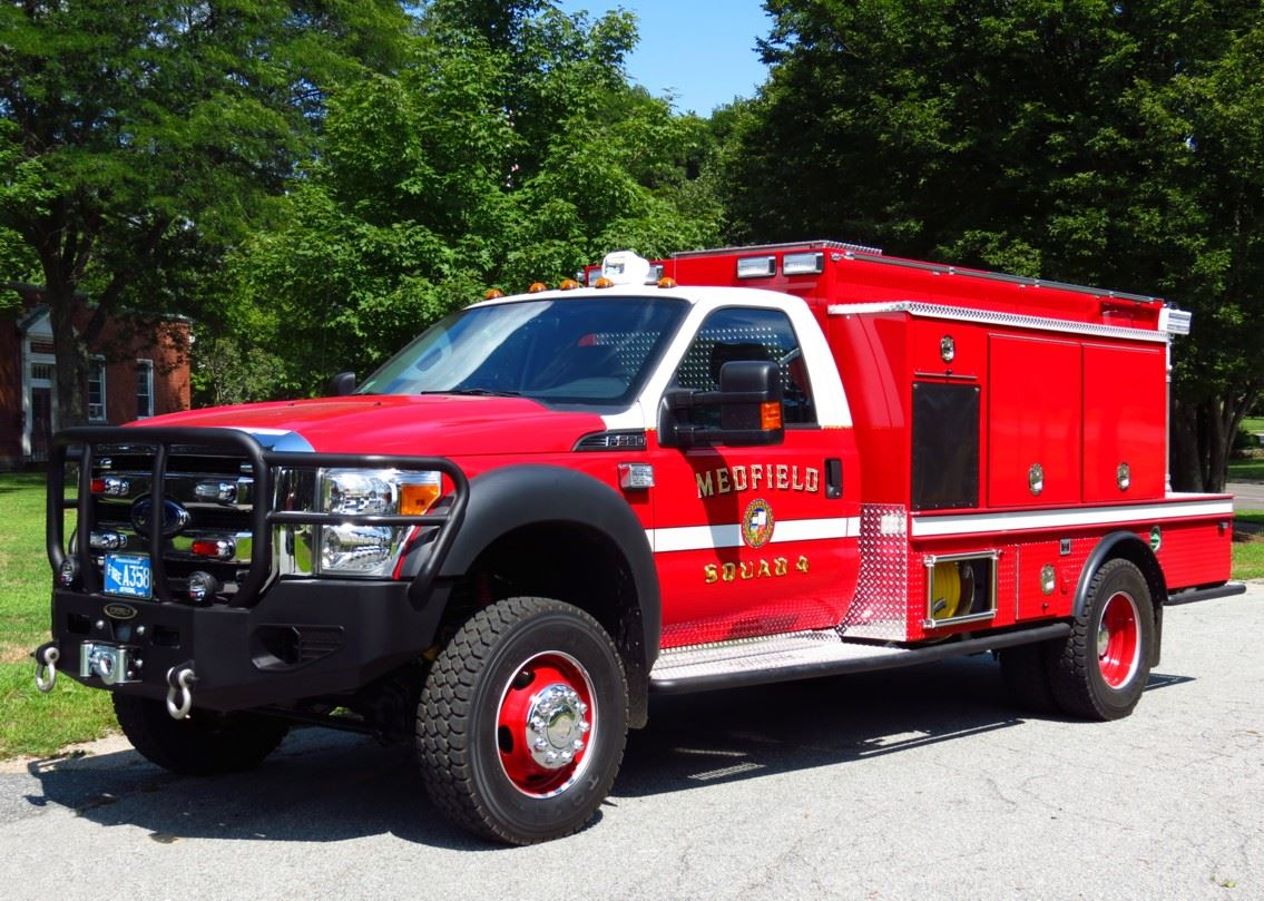 Photo of Medfield Squad 4.