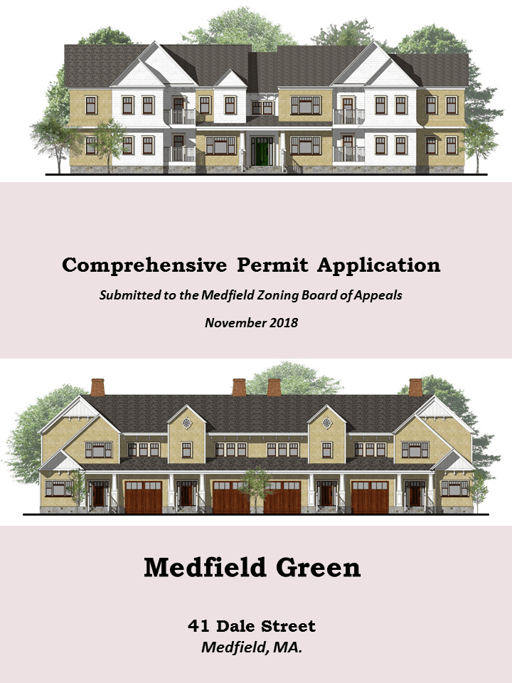 Medfield Green Comp Permit Cover