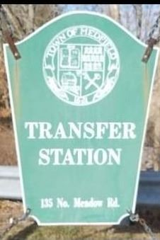 MEDFIELD TRANSFER STATION